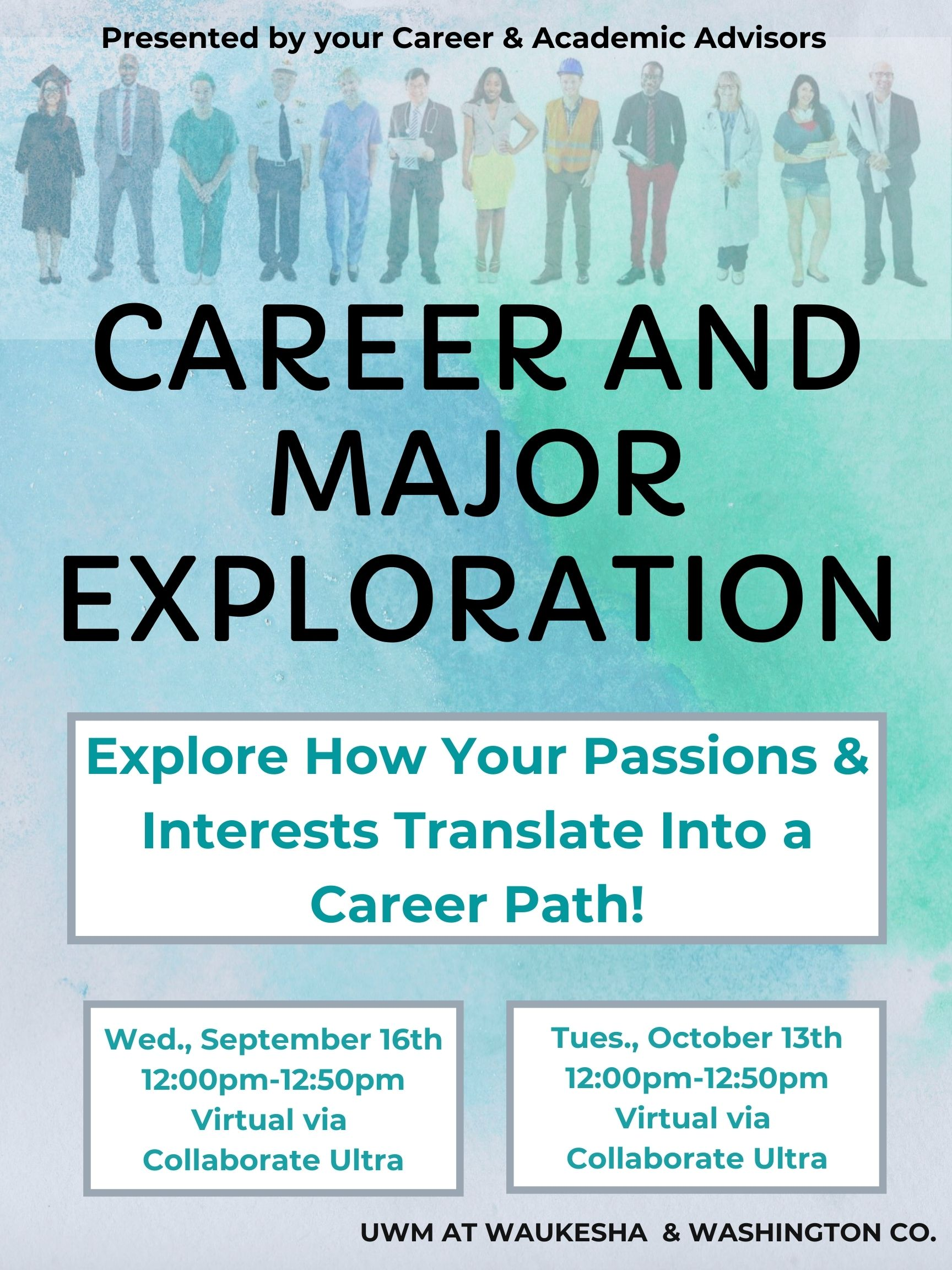 Details For Event 18668 – Career and Major Exploration