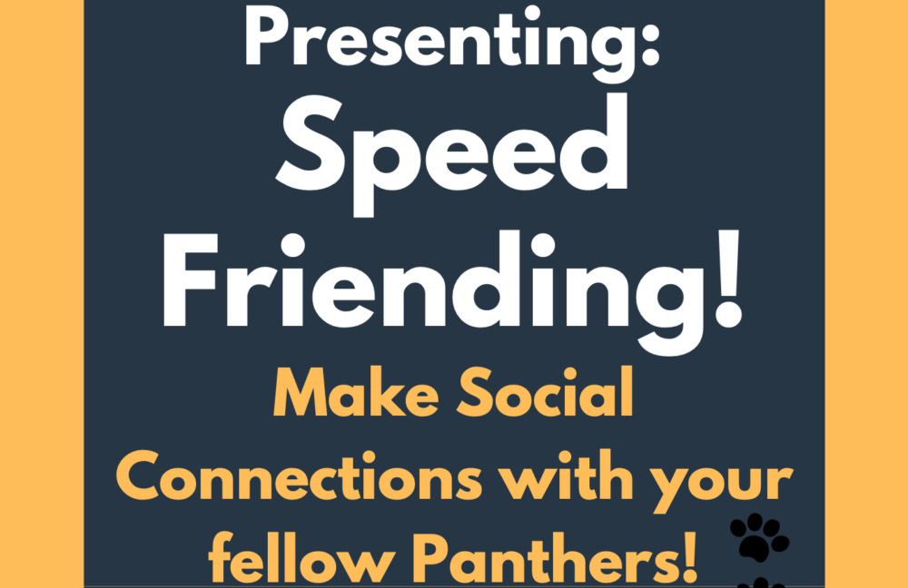 Details For Event 19202 – Speed Friending