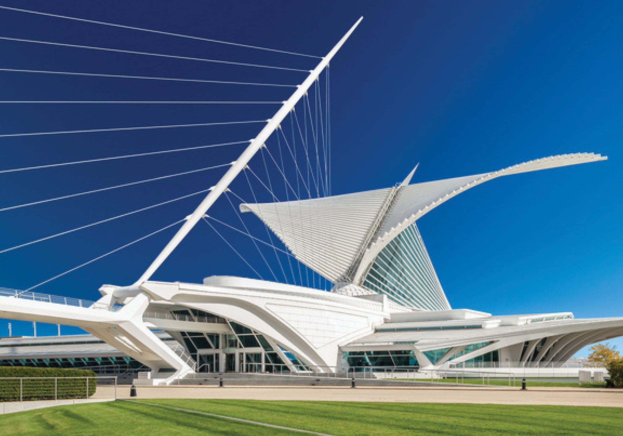 Union Art Gallery Sponsors a Trip to the Milwaukee Art Museum