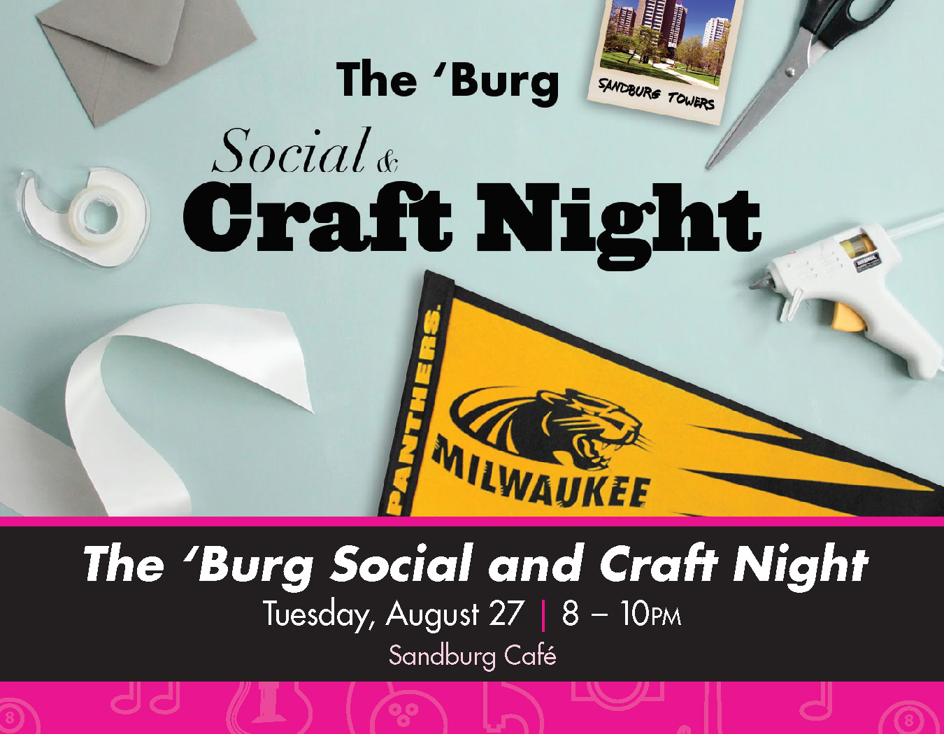 Details For Event 16161 – The Burg Social and Craft Night
