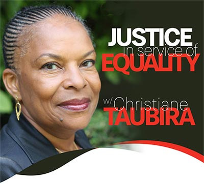 Christiane Taubira 2016 Lecture
