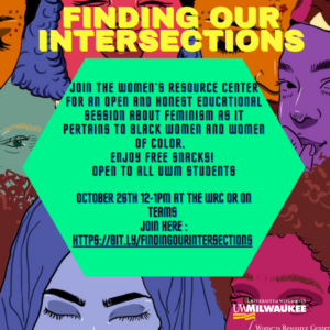 finding our intersections flyer