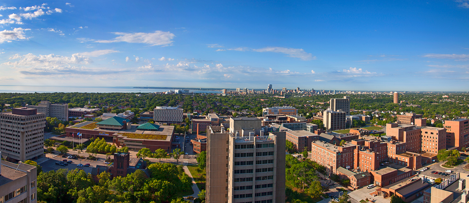 University of wisconsin milwaukee uwm campus aerial photo aiddatafo Image collections